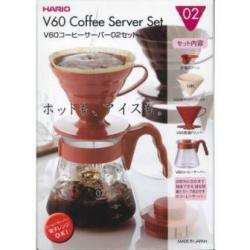 V60 コーヒーサーバー 02セットの画像