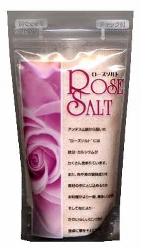 ローズソルト ほそ塩 250g