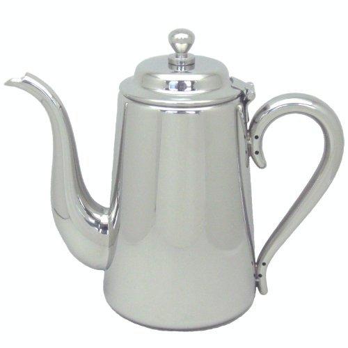ユキワ 18-8 M型 コーヒーポット 5人用の画像