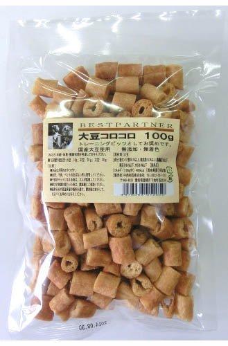 ベストパートナー 大豆コロコロ 100g 1枚目