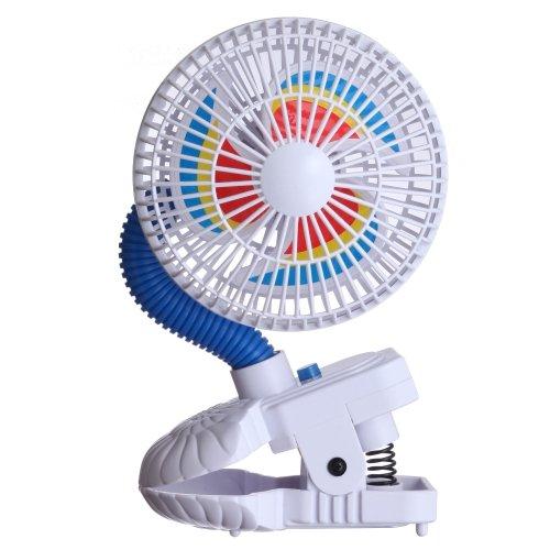 ケルガー ベビーカー扇風機 ピンホイール・ファン 1枚目