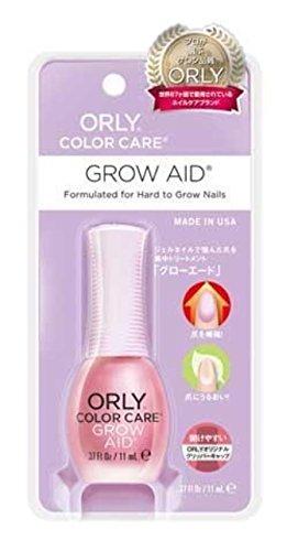 ORLY  カラーケア グローエード 1枚目