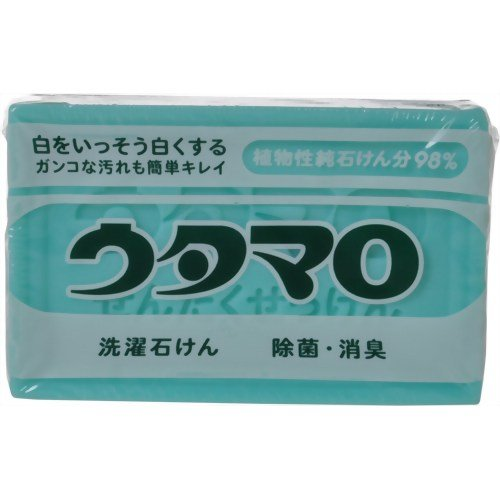 東邦  ウタマロ石鹸 1枚目