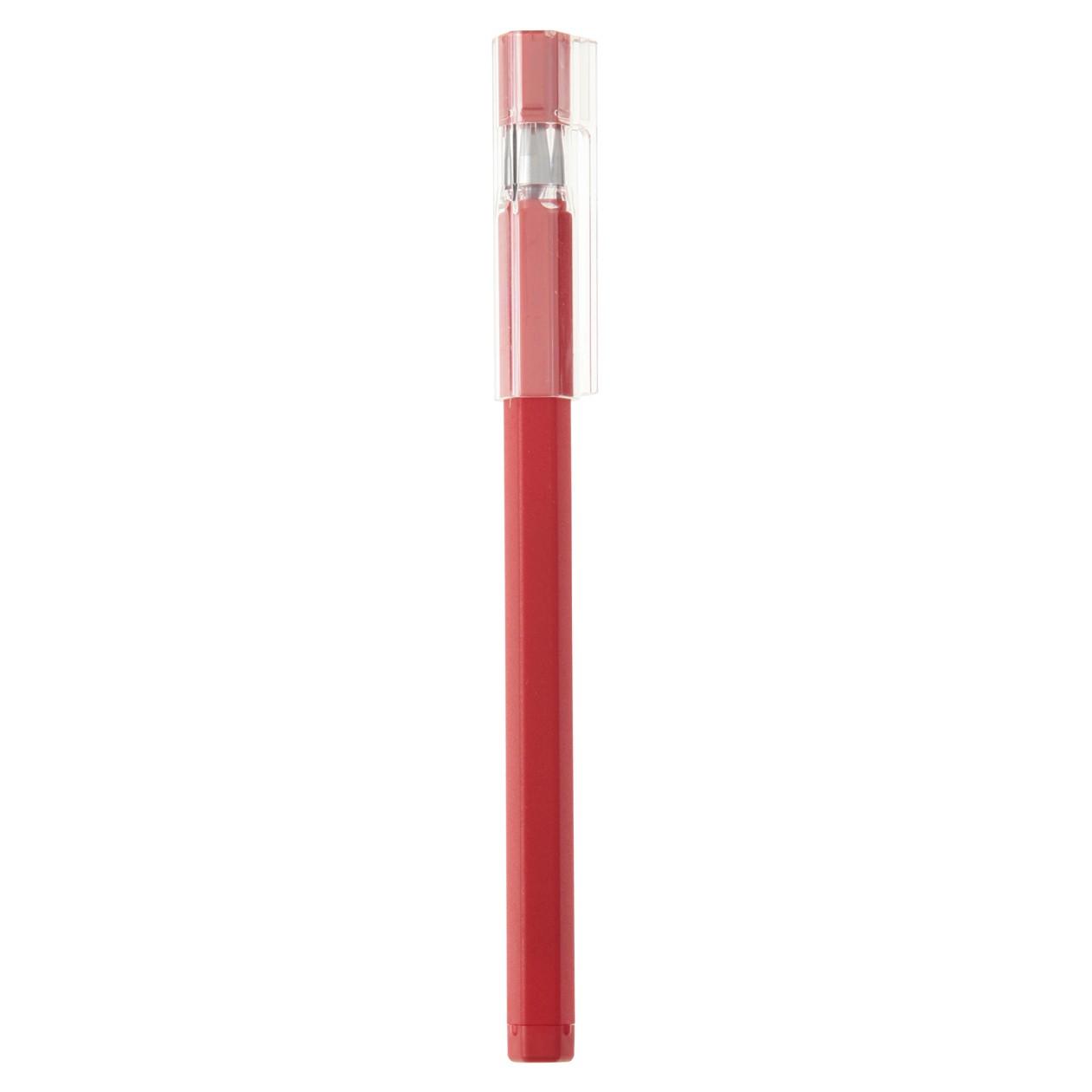 無印良品 中性ゲルインキ六角ボールペン 0.25 1枚目