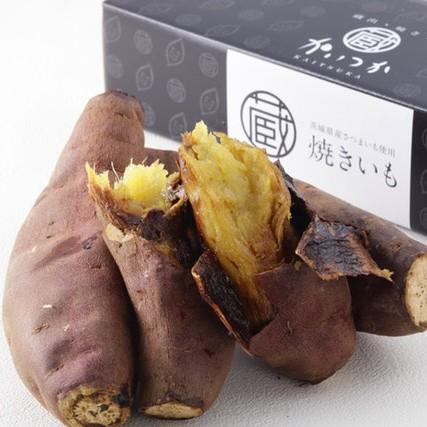 蔵出・焼き芋かいつか 熟成焼き芋 特選蔵 紅天使 1枚目