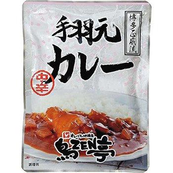 博多・鳥ZEN亭 手羽元カレー3食セット チキンカレー レトルトカレー