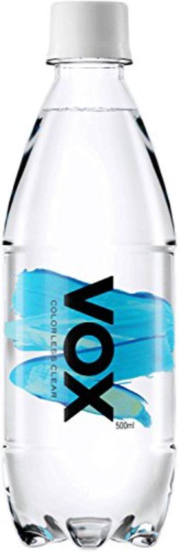 VOX 強炭酸水 プレーン 500ml×24本