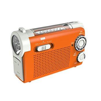 ポータブルラジオのおすすめ人気ランキング10選のアイキャッチ画像1枚目