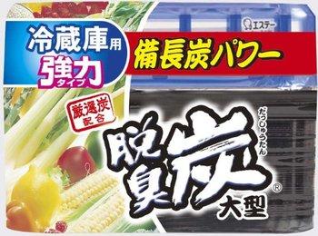 冷蔵庫・冷凍庫用脱臭剤のおすすめ人気ランキング7選のアイキャッチ画像1枚目