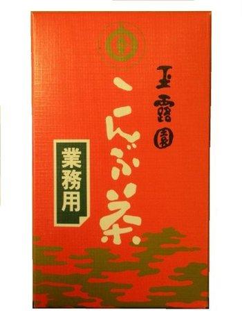 【おいしい!】昆布茶のおすすめ人気ランキング10選のアイキャッチ画像2枚目