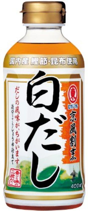 白だしのおすすめ人気ランキング15選【うどん・卵焼き・茶碗蒸しに!】のアイキャッチ画像2枚目