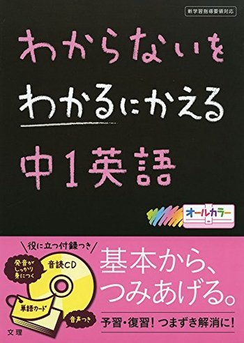 中学生用英語ドリルのおすすめ人気ランキング10選【高校受験用も!】のアイキャッチ画像1枚目
