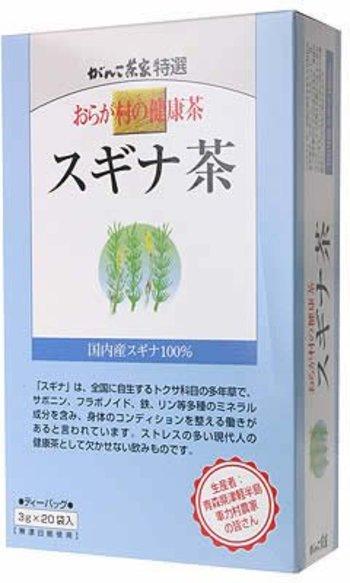 スギナ茶のおすすめ人気ランキング10選【ティーバッグ・粉末・茶葉タイプも】のアイキャッチ画像3枚目