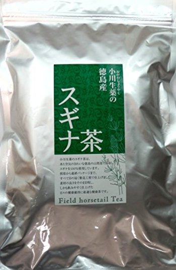スギナ茶のおすすめ人気ランキング10選【ティーバッグ・粉末・茶葉タイプも】のアイキャッチ画像1枚目