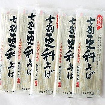 乾麺蕎麦のおすすめ人気ランキング10選【美味しいのはどれ?】のアイキャッチ画像5枚目