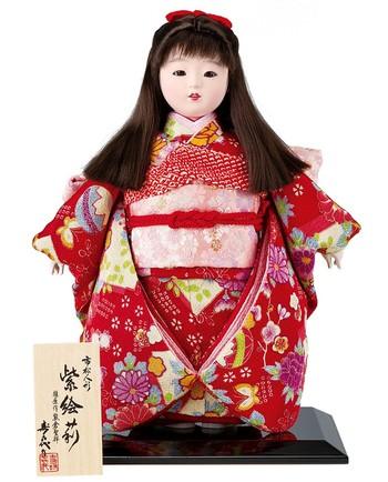 市松人形のおすすめ人気ランキング10選【初節句祝いに!海外へのお土産にも!】のアイキャッチ画像5枚目