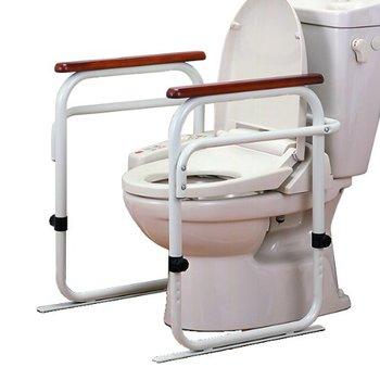 トイレ用手すりのおすすめ人気ランキング10選【取り付け不要の簡易タイプも】のアイキャッチ画像1枚目