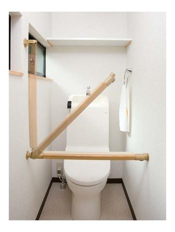 トイレ用手すりのおすすめ人気ランキング10選【取り付け不要の簡易タイプも】のアイキャッチ画像4枚目