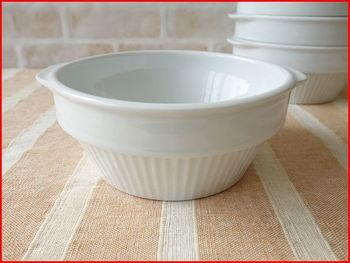 ココット皿のおすすめ人気ランキング10選【グラタン・スフレ作りに便利!】のアイキャッチ画像4枚目