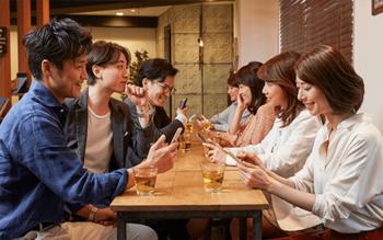 東京都内の恋活パーティーおすすめ人気ランキング10選【1人参加OKも!】のアイキャッチ画像3枚目