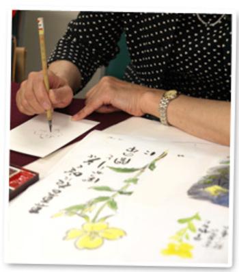 東京都内の絵手紙教室おすすめ人気ランキング10選【年賀状や暑中見舞い作りにも!】のアイキャッチ画像3枚目