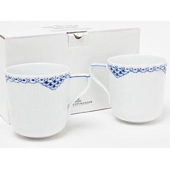 プリンセスブルー マグカップ