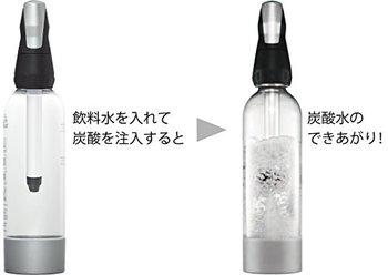【自宅で炭酸水が作れる!】ソーダマシンのおすすめ人気ランキング7選のアイキャッチ画像4枚目
