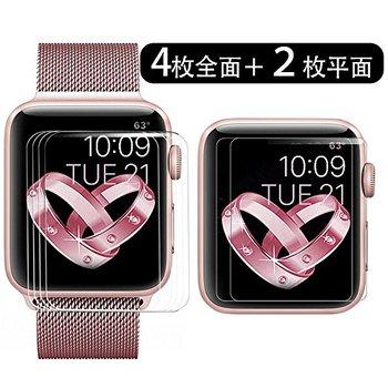 Apple Watchフィルムのおすすめ人気ランキング10選【TPU・強化ガラスタイプも】のアイキャッチ画像1枚目