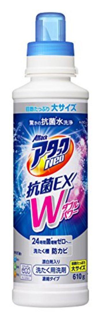アタックNeo 抗菌EX Wパワー