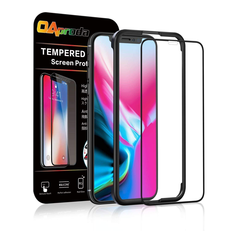 OAproda iPhone X 全面保護フィルム