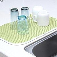 水切りマットのおすすめ人気ランキング10選【食器の乾燥に!】