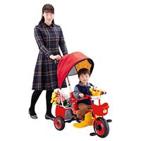 三輪車のおすすめ人気ランキング10選【アンパンマンやミッキーも!】