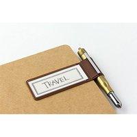 手帳用ペンホルダーのおすすめ人気ランキング15選【おしゃれで機能的】
