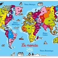 世界地図パズルのおすすめ人気ランキング10選【紙製・木製・マグネットタイプも!】