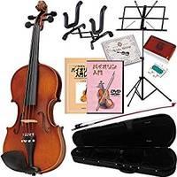 初心者用バイオリンのおすすめ人気ランキング7選【教本・DVD付きも!】