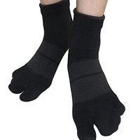 外反母趾の改善におすすめの靴下人気ランキング10選【三本指・五本指】
