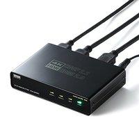 HDMI分配器のおすすめ人気ランキング10選【プレゼン・ホームシアター・マルチディスプレイに!】
