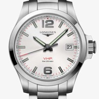 ロンジンの腕時計おすすめ人気ランキング10選【コンクエスト・ヘリテージも!】