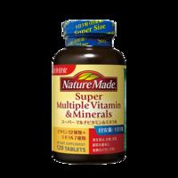 【管理栄養士が教える】マルチビタミン&ミネラルのおすすめ人気ランキング10選【2018年最新版】