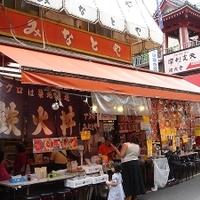 東京都内で食べ歩きにおすすめの商店街人気ランキング10選【アメ横・巣鴨・浅草も!】