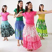 東京都内でおすすめのフラダンス教室人気ランキング10選【アウアナやカヒコを習える!】