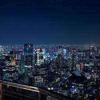東京都内でおすすめの夜景スポット人気ランキング10選【穴場スポットも!】
