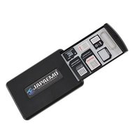SDカードケースのおすすめ人気ランキング10選【microSDカードの収納もOK!】