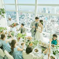 東京都内の少人数・家族ウェディングの結婚式場おすすめ人気ランキング15選