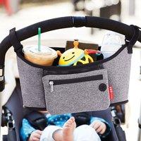ベビーカー用バッグのおすすめ人気ランキング10選【出し入れ簡単!おしゃれに収納】
