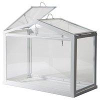 家庭用温室の人気ランキング10選【おしゃれなガラス製・手軽なビニールタイプも!】