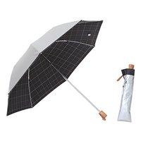 男性用日傘のおすすめ人気ランキング10選【軽量・折りたたみで便利!】