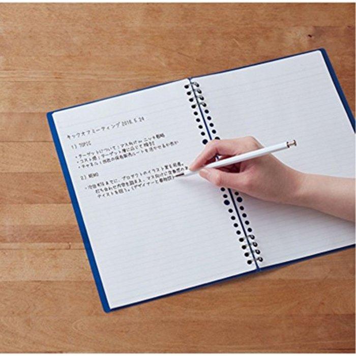 無印良品の単行本ノートの使い方/コスパ最強の仕事用ツールとして