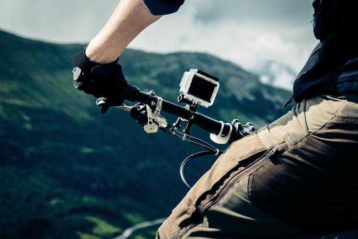 多用途的運動攝影機