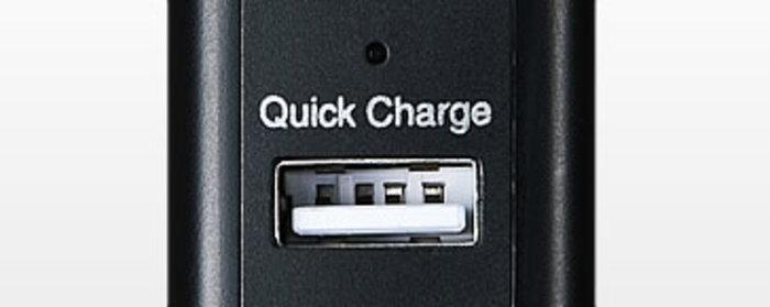 如果裝置不支援 QC ,請留意輸出電流大小